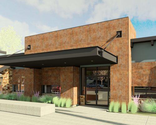 Voodoo Hair Lounge ArcWest Architects
