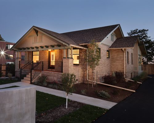 Residential architecture projects by arcwest architects for Denver adu builders