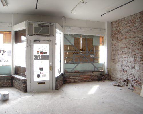Brik Restaurant Before1 ArcWest Architects