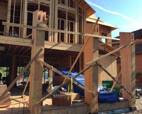 Keystone Vacation Home Construction