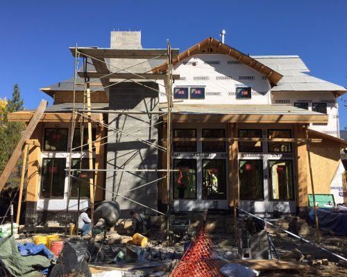 Elk Circle New Vacation Home Construction1