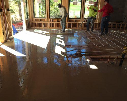 Keystone Vacation Home Construction2
