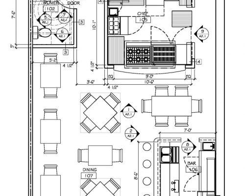 Plimoth Restaurant Design