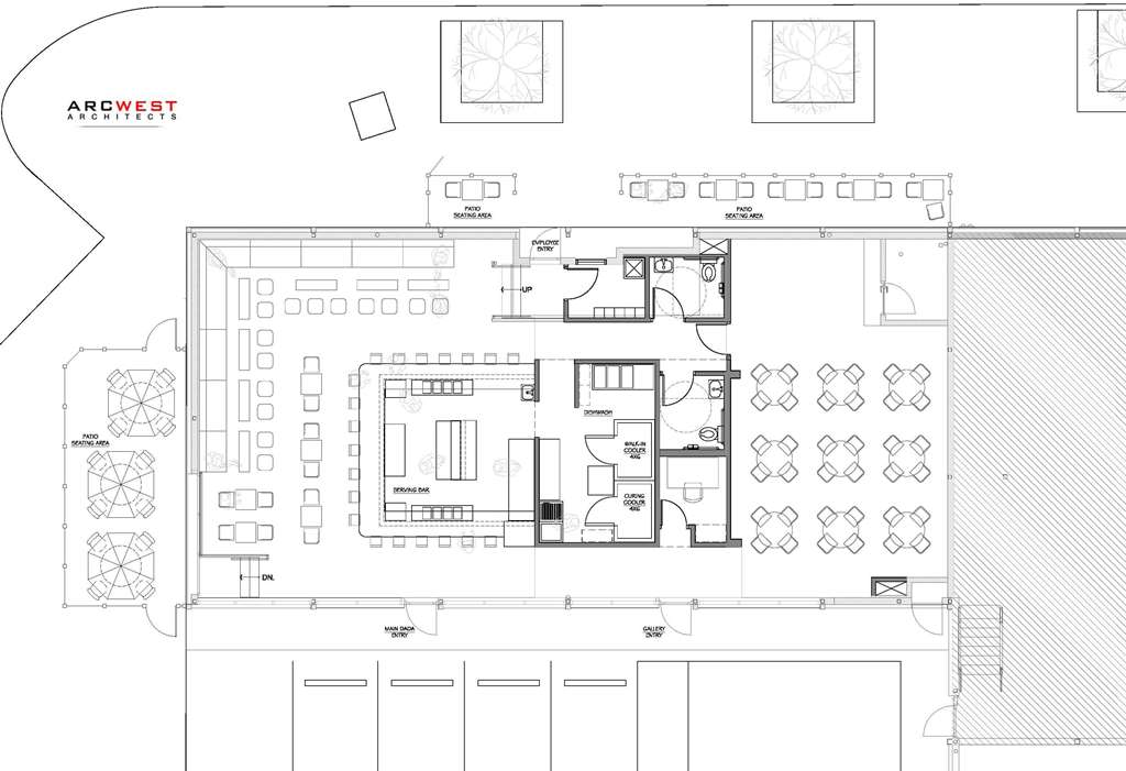 Commercial bar designs and blueprints joy studio design for Home bar construction plans free