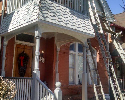 N Bryant historic porch addition