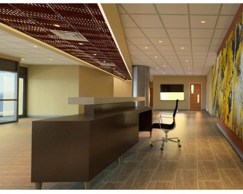 Commercial Interior Architecture Design by ArcWest Architects