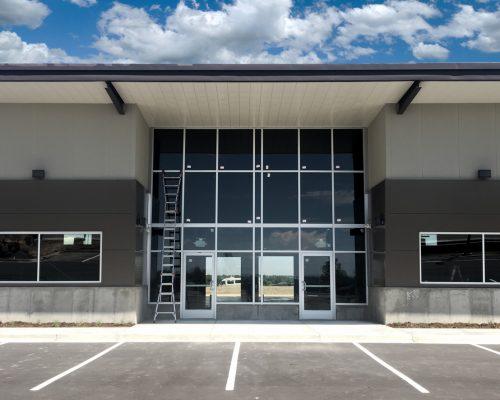 ArcWest-Architects-Vista-Pointe-Commercial-Office-Unit-Entry