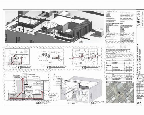 ArcWest-Architects-Blake St-Roof Deck design1
