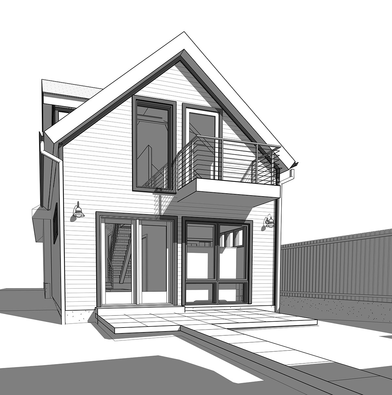 Eliot Street – Historic Home Renovation & Addition | ArcWest Architects