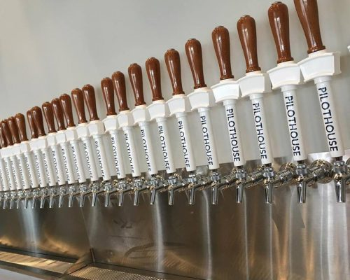 ArcWest-Architects-Pilothouse-Brewing-brewery-taps