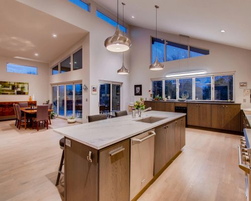 ArcWest Architects - Brentwood St Wheat Ridge-Kitchen1
