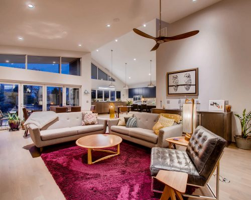 ArcWest Architects - Brentwood St Wheat Ridge-Family Room