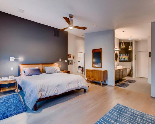 ArcWest Architects - Brentwood St Wheat Ridge-Master Bedroom