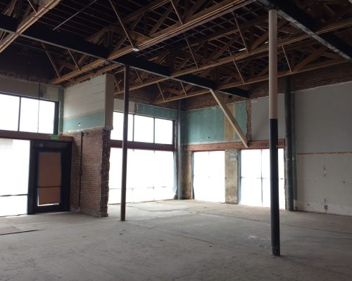 ArcWest-Architects-3400-S-Broadway-interior-construction