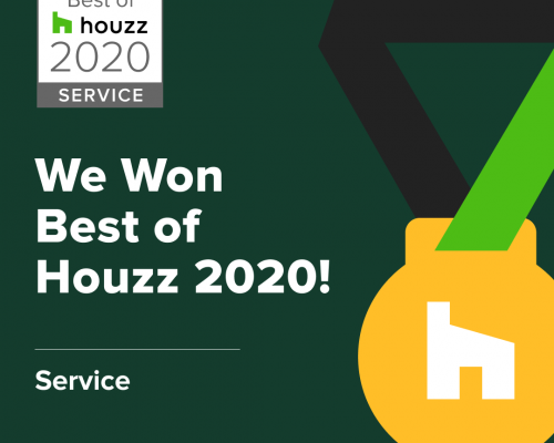 ArcWest Architects Wins Best of Houzz in Customer Service