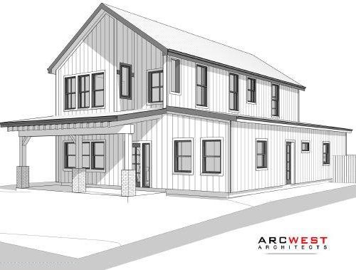 ArcWest-Architects-N-ParkHill-Modern-Farmhouse-West-NW view rendering