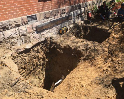 ArcWest-Architects-Zuni-Basement-Dig-Out---construction1