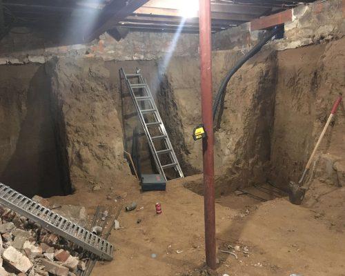 ArcWest-Architects-Zuni-Basement-Dig-Out---construction4