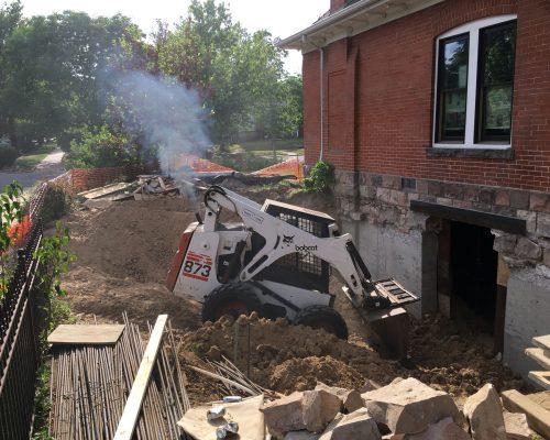 ArcWest-Architects-Zuni-Basement-Dig-Out---construction5